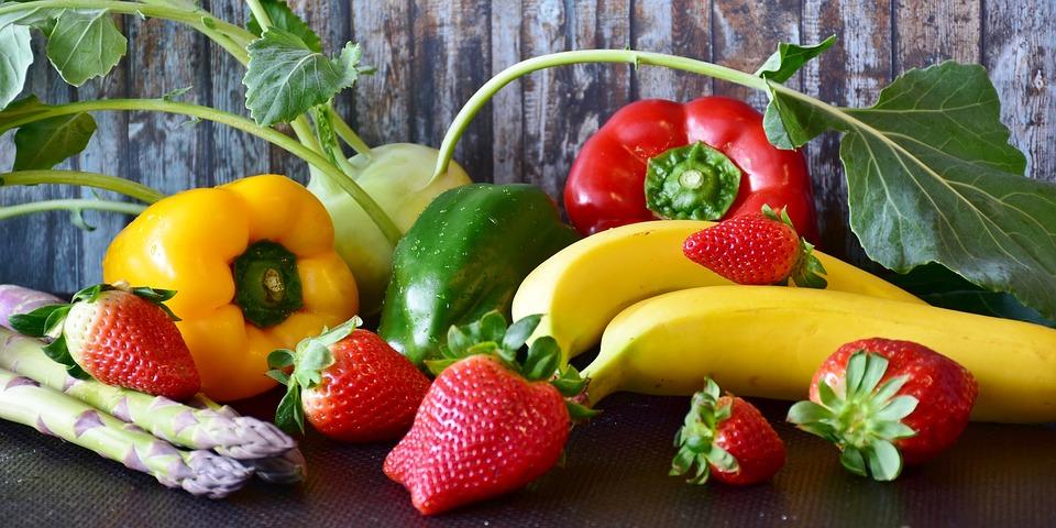 Les bienfaits des fruits et légumes